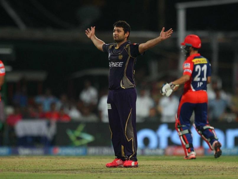 IPL 2015: Piyush Chawla Spins His Web To Help Kolkata Knight Riders Beat Delhi Daredevils