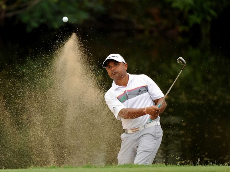 Rahil Gangjee Seeks Home Win at Mauritius Open Golf
