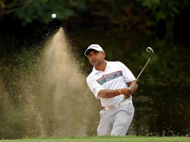 Rahil Gangjee Seeks Home Win at Mauritius Open Golf