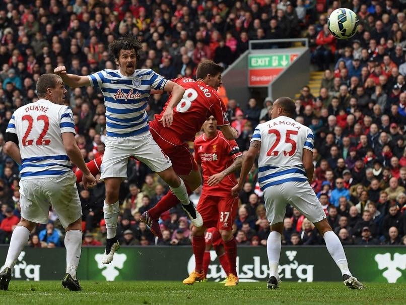 Livepool Sink QPR, Burnley Slide to Brink of Relegation