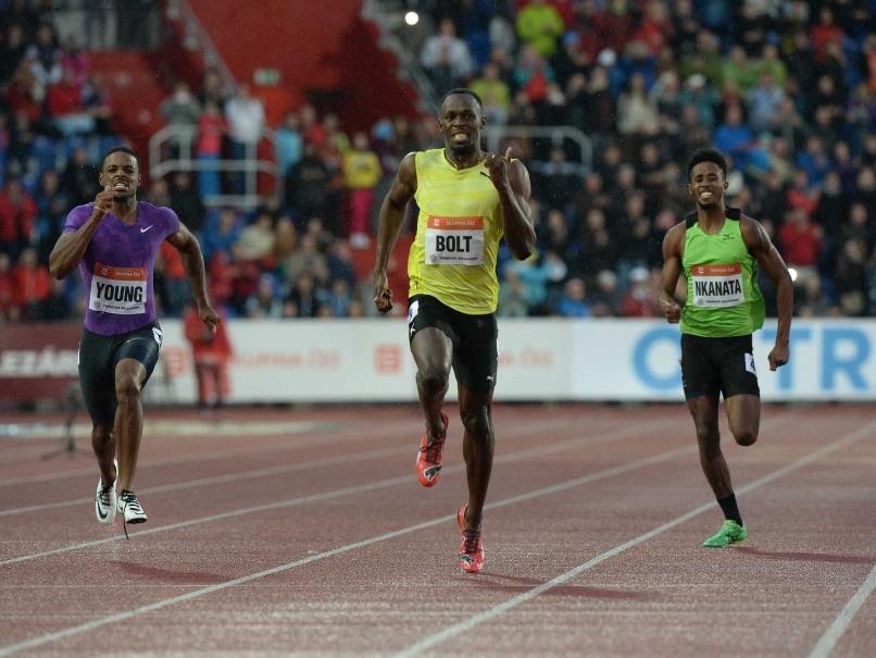 Usain Bolt Clocks 20.13 Seconds to Win 200m at Golden Spike Meet