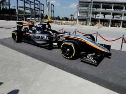 Will Johnnie Walker Help Cash-Strapped Force India Keep Walking in F1?