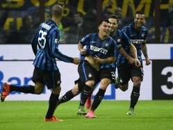 Inter Milan Down 10-Man AS Roma to Take Top Spot, Juventus Beat Torino