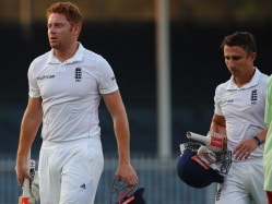 3rd Test: James Taylor's Maiden Fifty Gives England Advantage in Sharjah