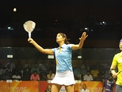Joshna Chinappa Goes Down Fighting in Final of Hong Kong Meet