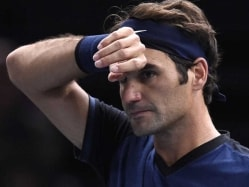 Roger Federer Overtakes Andy Murray as World No.2