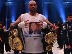 Tyson Fury Beats Wladimir Klitschko to Become New World Heavyweight Champion