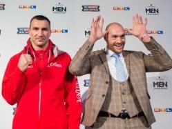 Tyson Fury Vows to 'Expose Old Man' Wladimir Klitschko in World Heavyweight Title Bout