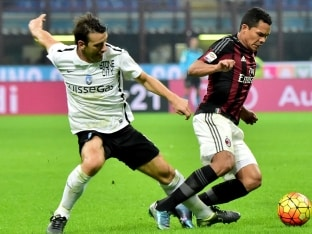 Serie A: AC Milan Held to 0-0 Draw by Atalanta