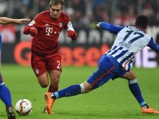 Philipp Lahm Laments Bayern Munich's Injury Woes