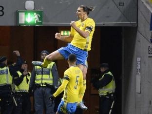 Sweden, Ukraine take First Leg Wins as Euro 2016 Hosts France Mourn