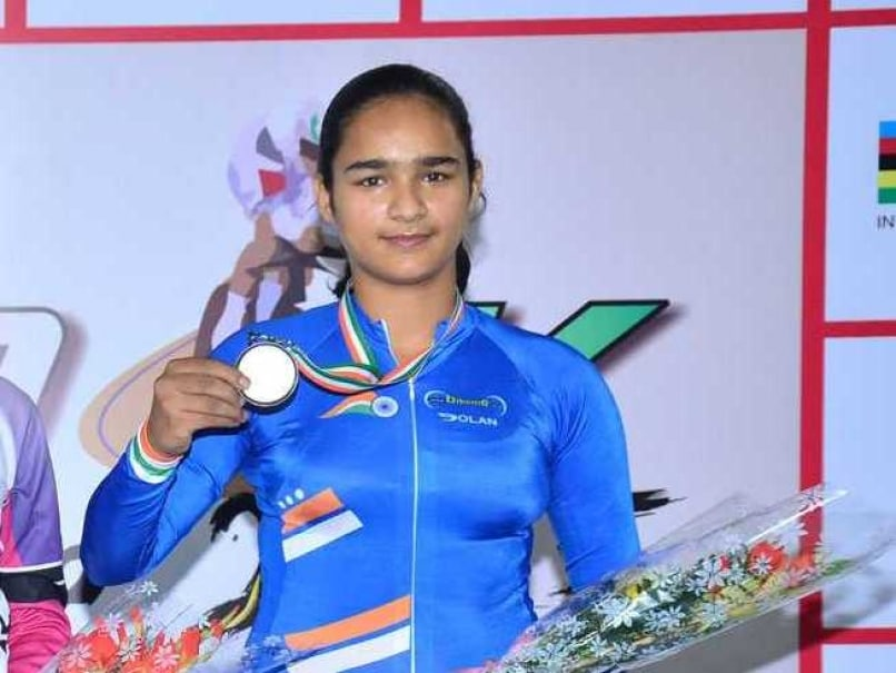 Aashu Sharma Bags Bronze in Track Asia Cup Cycling Meet