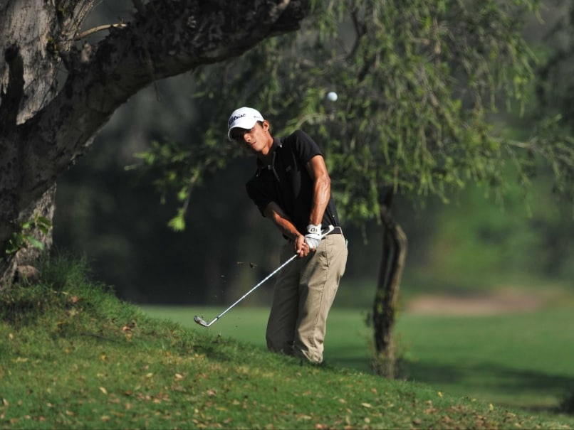 Golfer Ajeetesh Sandhu Finishes Tied 22nd in Asian Development Tour Meet