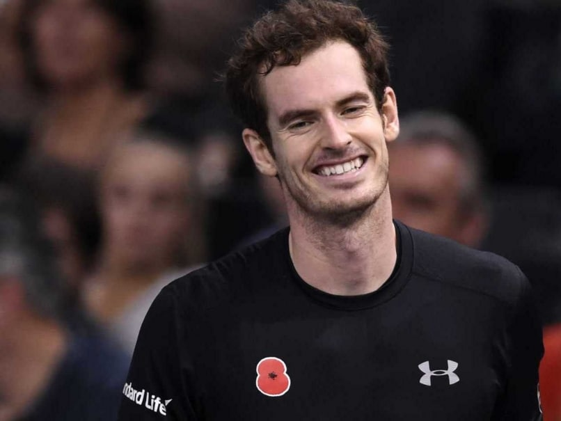 Andy Murray Outlasts Richard Gasquet to Reach Paris Semis