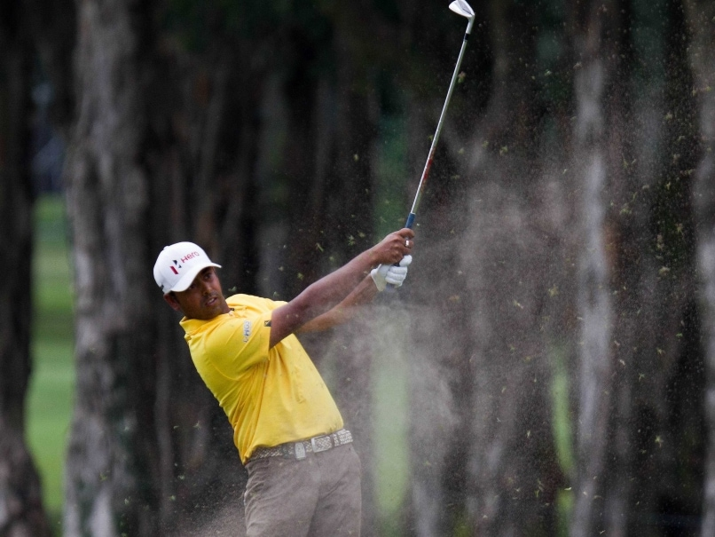 Anirban Lahiri Finishes Tied 21st at CIMB Classic