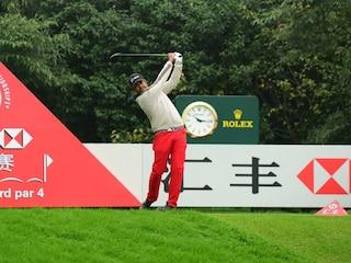 Golfer Anirban Lahiri Finishes Tied-40th at WGC-HSBC Champions