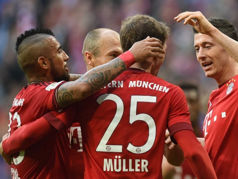 Bayern Munich Extend Advantage in Bundesliga With Thumping Win over VfB Stuttgart