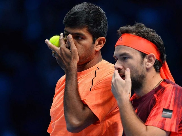 Rohan Bopanna-Florin Mergea Beat Bryan Brothers in World Tour Finals Opener