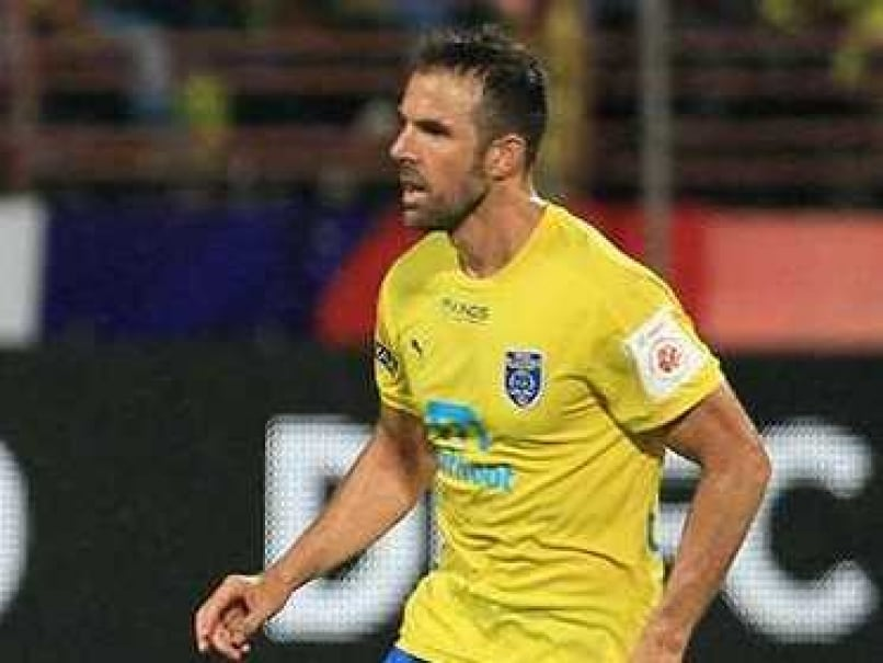 Kerala Blasters Marquee Player Carlos Marchena Leaves Club