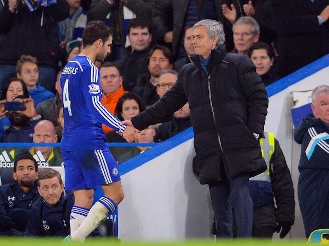 Pedro Backs Cesc Fabregas to Win Over Chelsea F.C. Fans