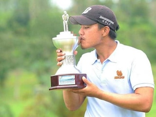 Ajeetesh Sandhu Finishes Joint-28th in PGM Nilai Springs Championship