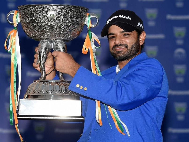 Home Favourite Chiragh Kumar Wins Maiden Asian Tour Title