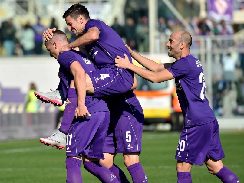 Fiorentina Back on Top of Serie A After Defeating Frosinone