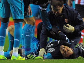 Arsenal Midfielder Francis Coquelin Out For at Least Two Months