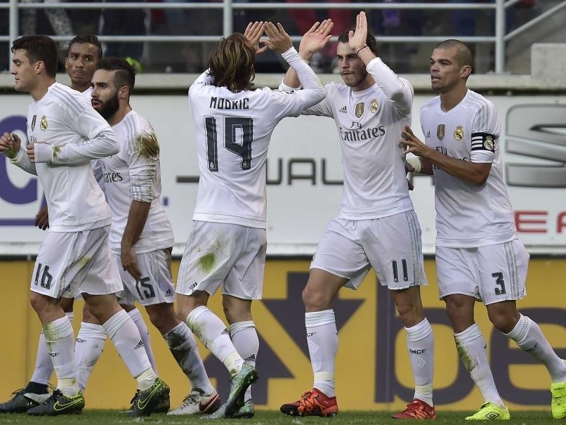 Cristiano Ronaldo, Garth Bale Score in Real Madrid