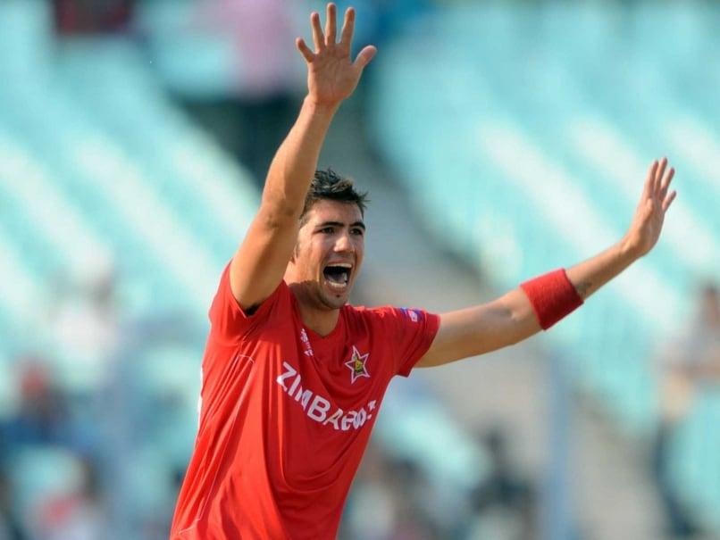 Graeme Cremer, Regis Chakabva Return to Zimbabwe Squad for Bangladesh Series