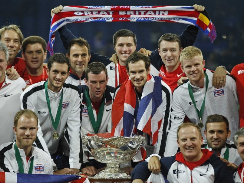 Twitter World Hails Andy Murray After Inspiring Great Britain to Davis Cup Glory
