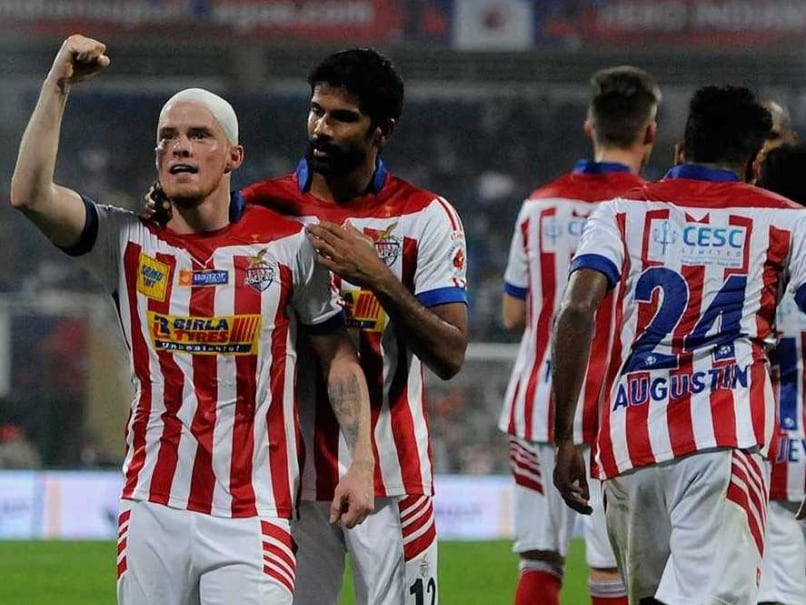 Ian Hume Hat-Trick Helps Atletico de Kolkata Defeat Mumbai City FC