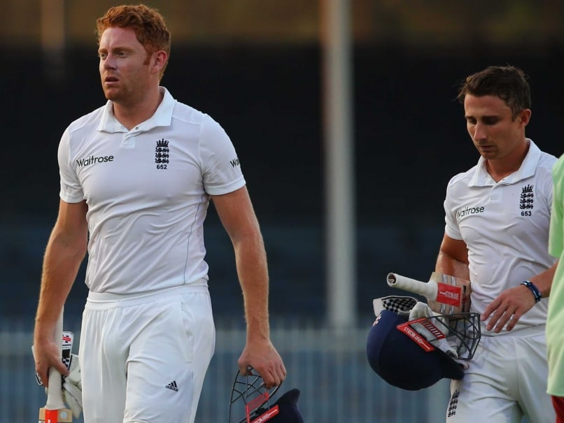 3rd Test: James Taylors Maiden Fifty Gives England Advantage in Sharjah