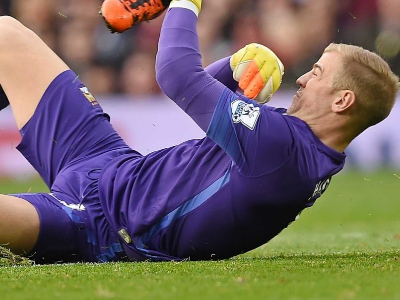 Manuel Pellegrini Backs Joe Hart, Hails Gritty Manchester City F.C.