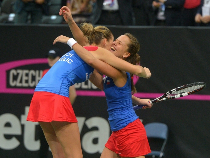 Karolina Pliskova Shines as Czech Republic Win Fourth Fed Cup in Five Years