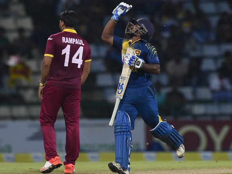Marlon Samuels' Century Goes in Vain as Sri Lanka Sweep ODI Series