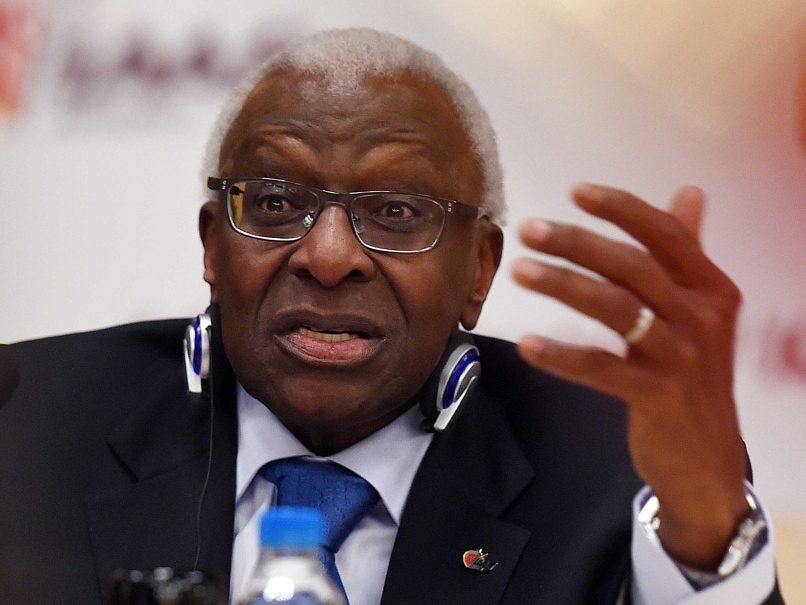 Ex-IAAF Head Lamine Diack Resigns as Foundation President After Doping Corruption Charges