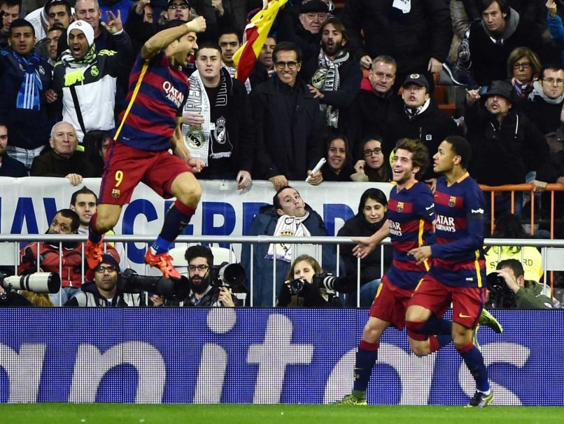 Luis Suarez, Neymar Lead Barcelona to 4-0 rout of Real Madrid