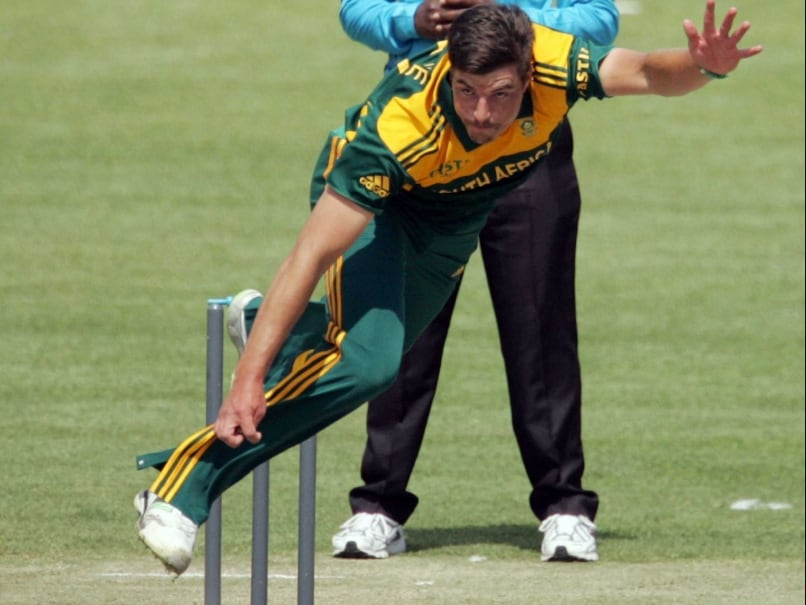 Marchant De Lange Added to Bolster South Africas Bowling Reserves vs India