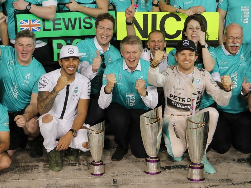 Formula One: Tops and Flops in 2015