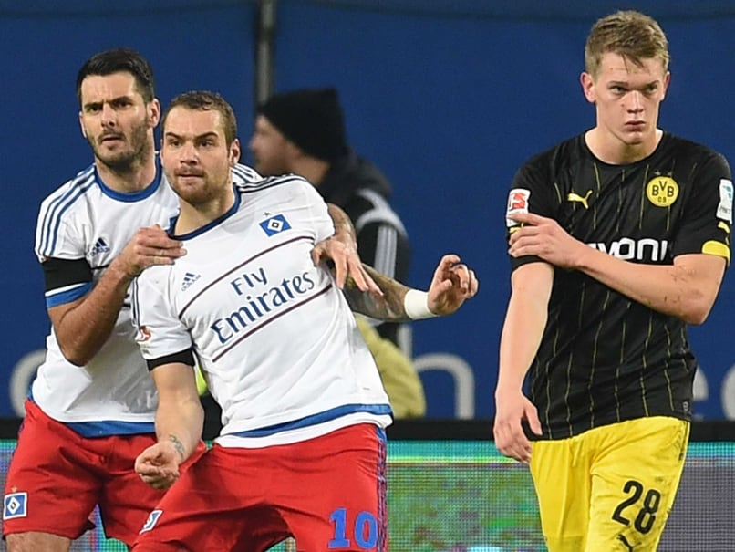Borussia Dortmund Stunned by Hamburg, Fall Further Behind Bayern Munich