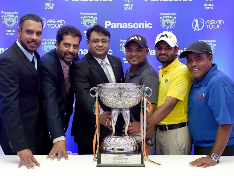 Chirag Kumar, Rahil Gangjee Eyeing Good Show at Panasonic Open
