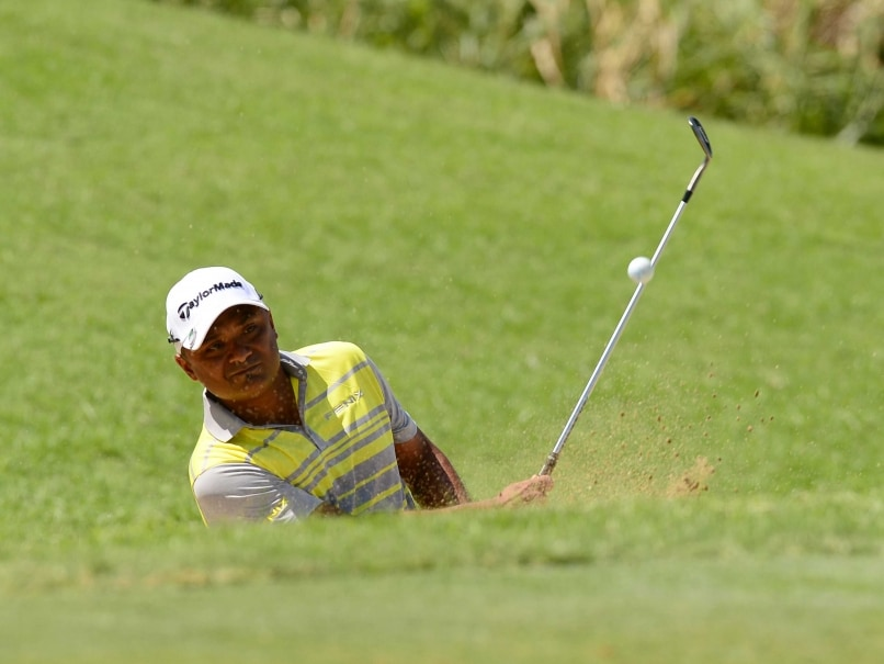 Rahil Gangjee Finishes Impressive Tied Fifth in Manila Masters