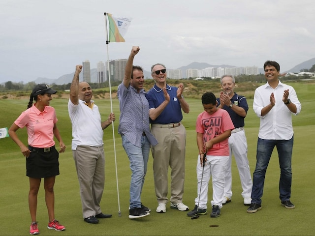 Golf Olympic Champions Will Receive More Than a Gold Medal in Rio