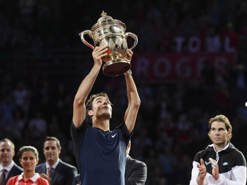 Roger Federer Beats Rafael Nadal to Seal Seventh Basel Open Title