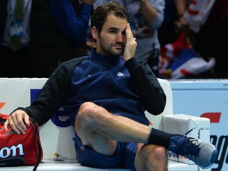 Roger Federer ATP London