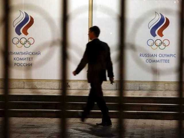 IAAF Suspended Russia Under Pressure, Says Sports Minister