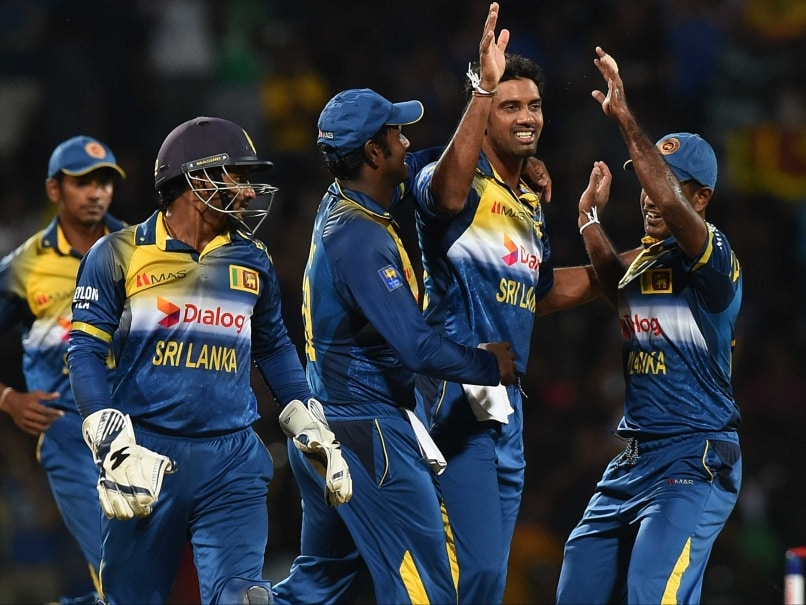 T20I: Sachithra Senanayake, Lasith Malinga Bowl Sri Lanka to Victory Over West Indies
