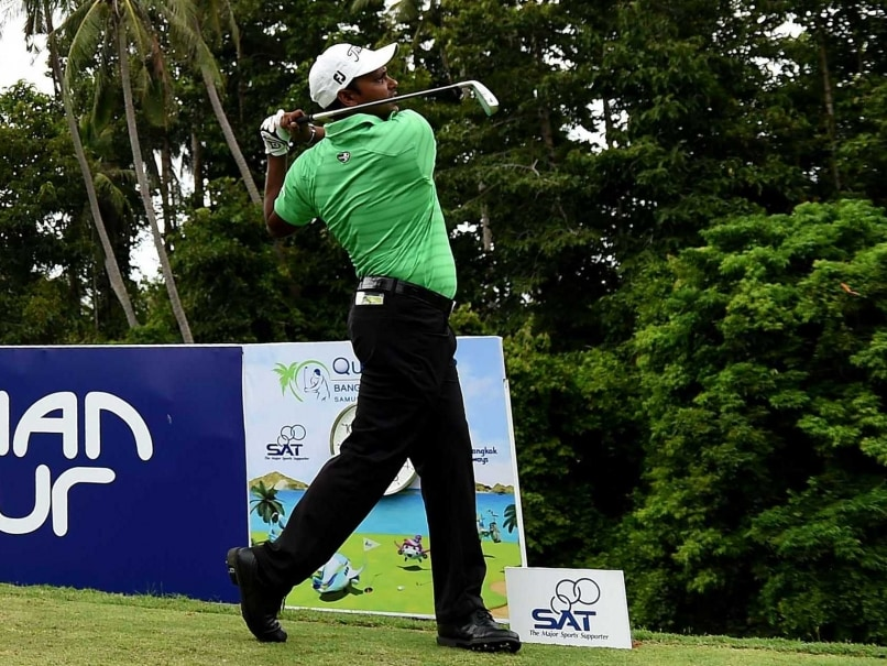 SSP Chawrasia Tied 37th After Rd 2 at WGC-HSBC Champions, Anirban Lahiri Struggles