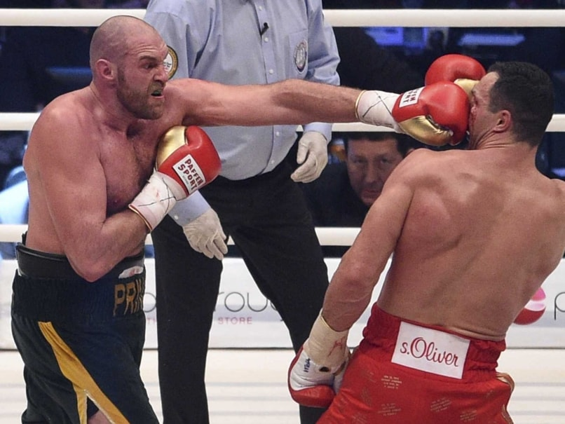 Tyson Fury Vows to be